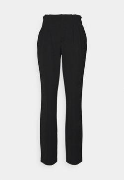 ONLY Tall - ONLHADEYA HALFRID PANT - Broek - black