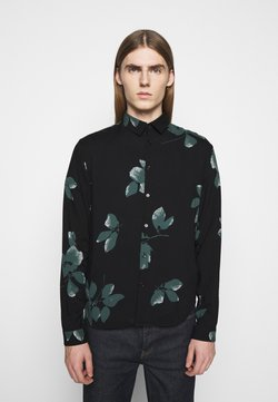The Kooples - Hemd - black/green