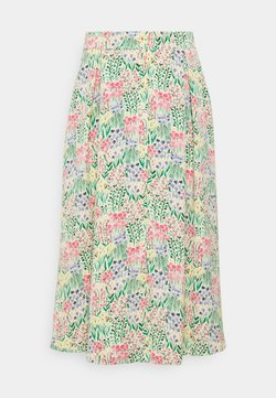 Monki - SIGRID SKIRT - A-Linien-Rock - multicolor
