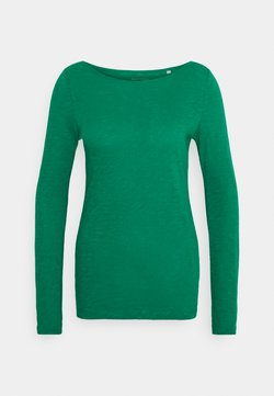 Marc O'Polo - LONG SLEEVE - Langarmshirt - azure green