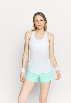 Nike Performance - BREATHE TANK COOL - Top - barely green