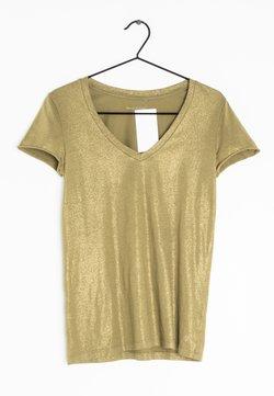 Marc O'Polo - T-Shirt print - gold