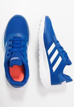 adidas Performance - TENSAUR RUN - Hardloopschoenen neutraal - royal blue/footwear white/bright cyan