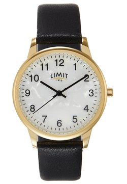 Limit - LADIES STRAP WATCH IMITATION DIAL - Montre - black