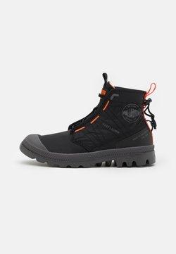Palladium - PAMPA TRAVEL LITE UNISEX - Lace-up ankle boots - black