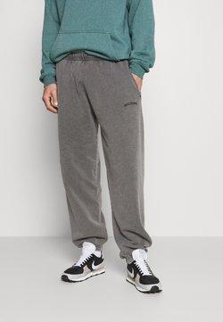 BDG Urban Outfitters - PANT UNISEX  - Jogginghose - washed black