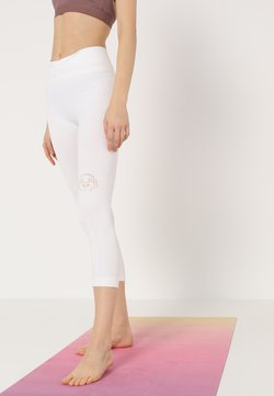 Yogasearcher - SHANTI - Tights - white