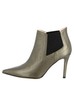 Evita - NATALIA - High Heel Stiefelette - gold-coloured