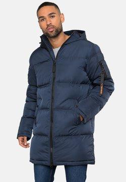 Threadbare - QUADRANT - Winterjas - blau