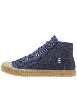 G-Star - ROVULC ROEL MID - Sneaker high - dark navy
