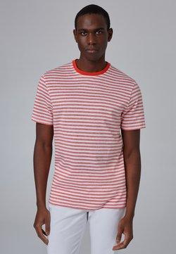 Baldessarini - TEPIO - T-Shirt print - pumpkin