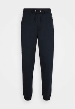 Coach - HORSE AND CARRIAGE TAPE - Jogginghose - navy