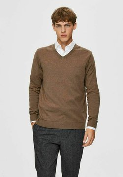 Selected Homme - Maglione - teak