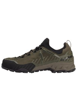 Mammut - ALNASCA KNIT II LOW GTX MEN - Hikingschuh - iguana-black
