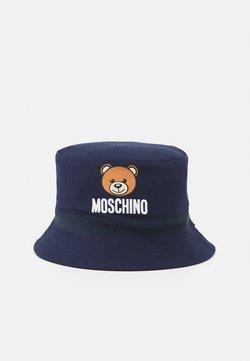 MOSCHINO - HAT WITH GIFT BOX UNISEX - Hut - blue navy