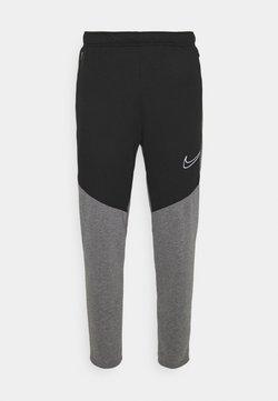 Nike Performance - PANT - Jogginghose - black heather/black/white