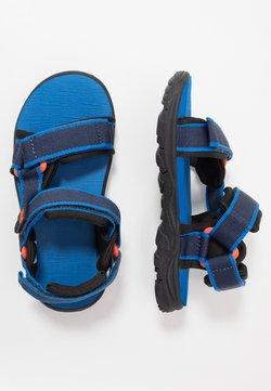 Jack Wolfskin - SEVEN SEAS 3 UNISEX - Sandały trekkingowe - blue/orange