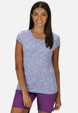 Regatta - HYPERDIMENSION  - T-Shirt basic - lilac bloom