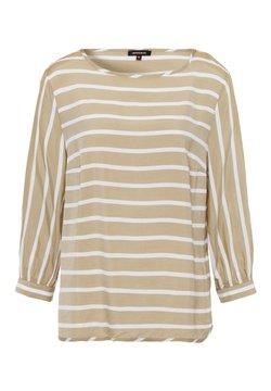 More & More - Bluse - khaki