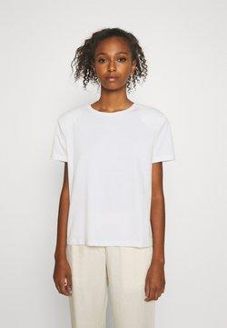Vero Moda - VMEDEN - T-shirt basic - snow white