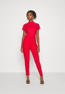 WAL G. - Jumpsuit - red