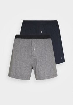 Marc O'Polo - 2 PACK - Boxershorts - dark blue/grey