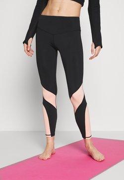 L'urv - SPRING BOUND LEGGING - Tights - black