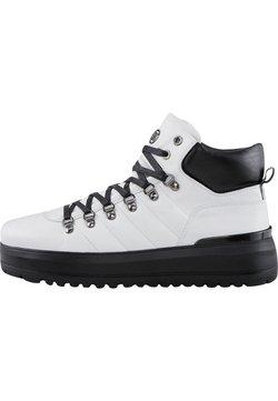 Bogner - Sneaker high - weiß/schwarz