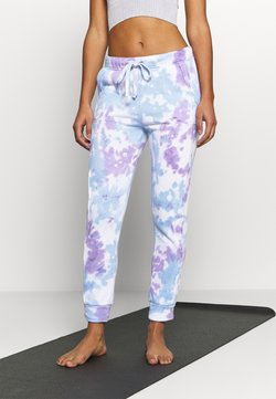 Free People - WORK IT OUT - Jogginghose - purple