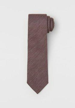 J.LINDEBERG - Krawatte - rose