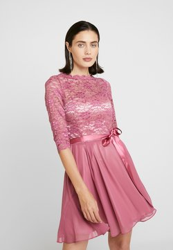 Swing - Cocktail dress / Party dress - cassis