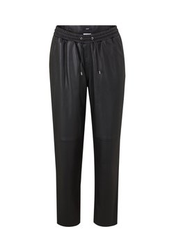 JOOP! - Pantalon en cuir - schwarz