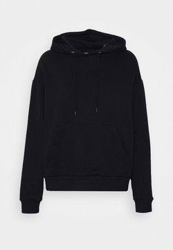 Even&Odd Petite - Jersey con capucha - black