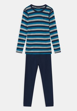 Color Kids - SET UNISEX - Calzamaglia - dress blues