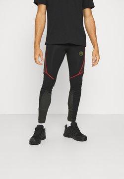 La Sportiva - TRIUMPH PANT  - Trikoot - black/yellow