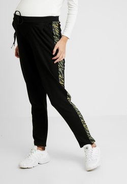 MAMALICIOUS - MLANIME  PANT - Trousers - black