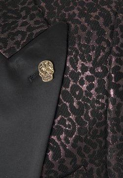 Twisted Tailor - SUNDA SUIT SET - Anzug - black pink