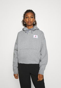 Jordan - FLIGHT - Kapuzenpullover - grey heather