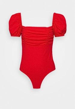 Fashion Union Tall - DEIDRE - Body - red