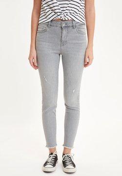 DeFacto - DEFACTO WOMAN GREY - Slim fit jeans - grey