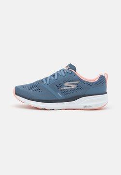 Skechers Performance - PURE 2 - Zapatillas de running neutras - blue/coral