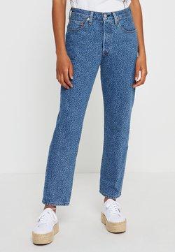 Levi's® - 501® CROP - Straight leg -farkut - blue denim