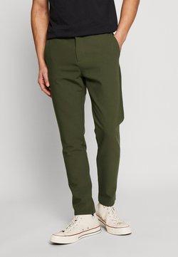 Samsøe Samsøe - FRANKIE PANTS - Trousers - khaki