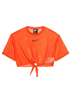 Nike Sportswear - INDIO - T-shirts print - team orange