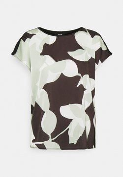 Opus - SARIFANA PRINT - Bluse - black