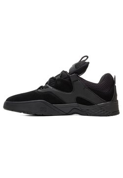 DC Shoes - KALIS   - Baskets basses - black/black/black