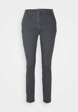 Mos Mosh - BLAKE GALLERY PANT - Jeans Slim Fit - grey