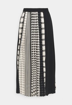 Culture - SAKINA SKIRT - A-Linien-Rock - black