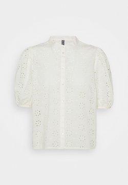 Pieces - PCTILLIE - Camicia - buttercream