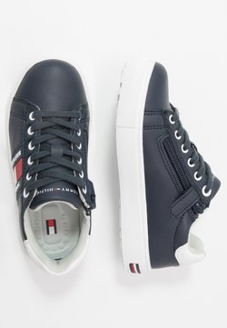 Tommy Hilfiger - Sneakers laag - blue/white